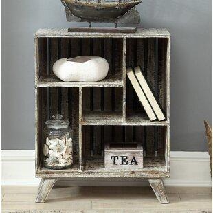Friesen Crate Standard Bookcase by Highland Dunes