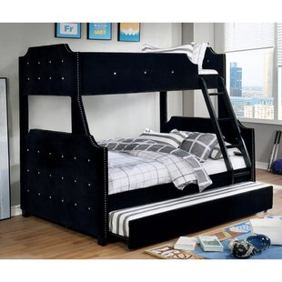 Jaynes Twin Over Full Bunk Bed by Harriet Bee
