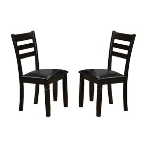 Brookside Side Chair (Set of 2) by Red Barrel Studio