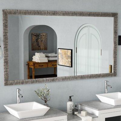 17 Stories Eisen BathroomVanity Mirror Size 70 inch H x 37 inch W