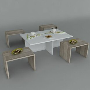 Calhoun Coffee Table By 17 Stories