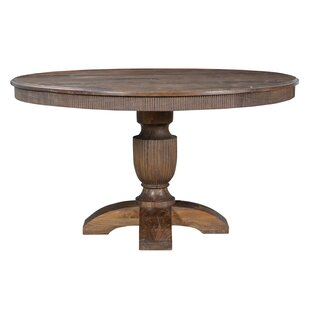 Coursey Solid Wood Dining Table