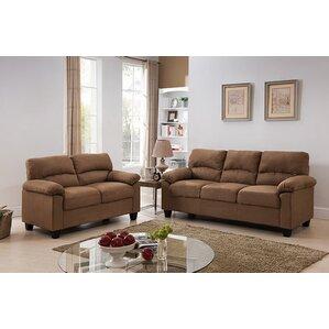 Girardeau Configurable Living Room Set by Red Barrel Studio
