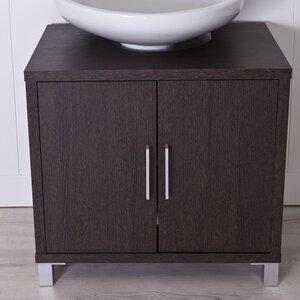 70 cm Waschbeckenunterschrank Galveston von Hokku Designs