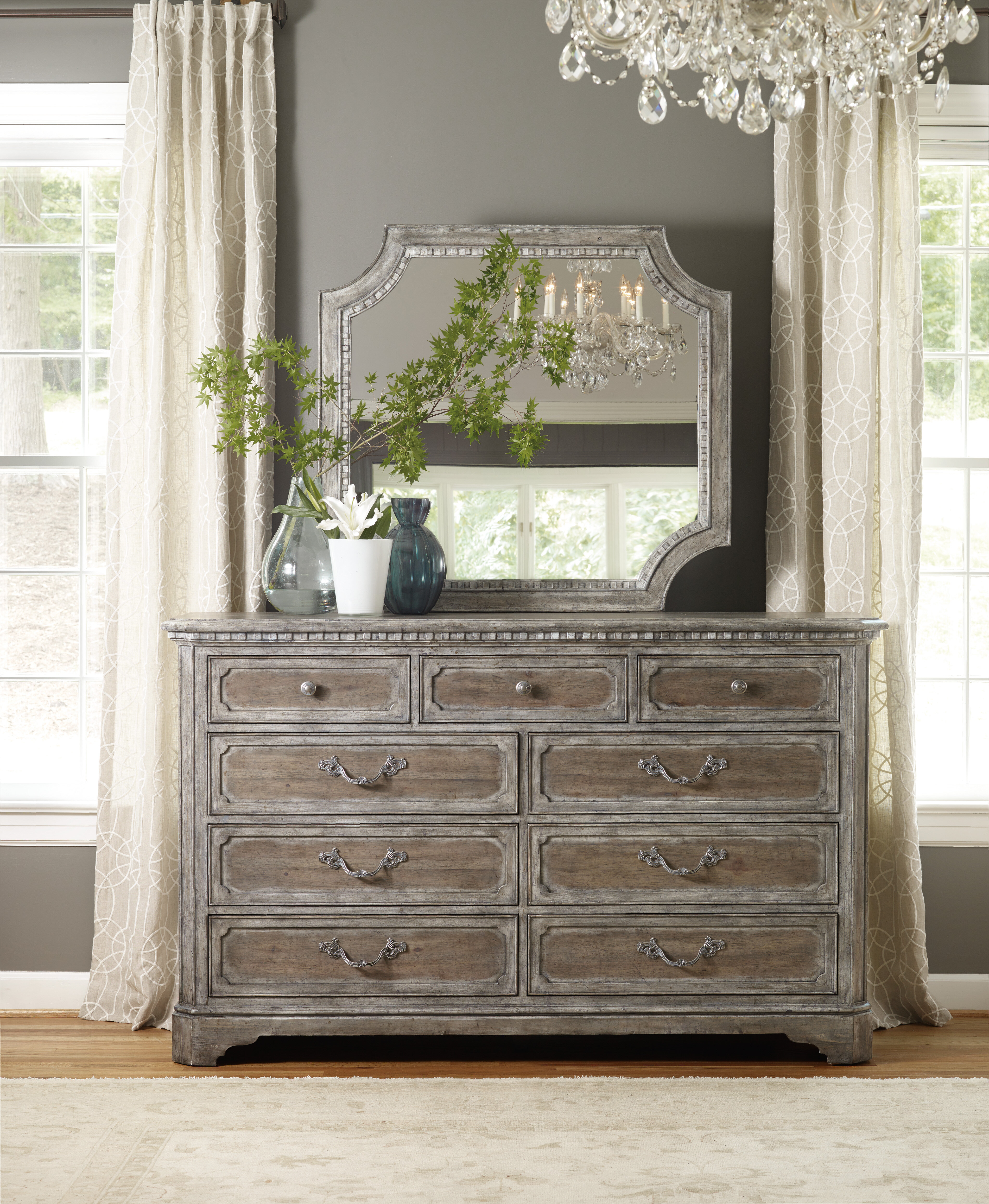 dresser mirrored mirror design brown by with of inspirational nightstand black signature dark florentown ashley