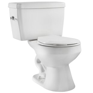 Niagara EcoLogic 1.6 GPF Round Two-Piece Toilet