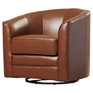 Morefield Swivel Barrel Chair