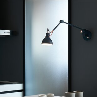 Low priced Laito Gentle 1-Light Swing Arm By Seed Design