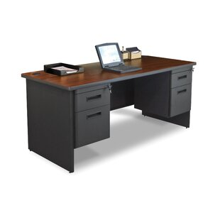 Crivello Executive Desk by Red Barrel Studio Sale