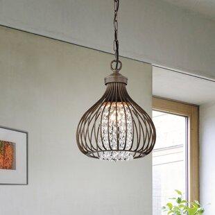 Corbally 1-Light Globe Pendant