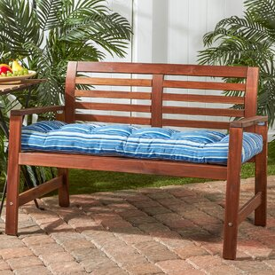 Indoor/Outdoor Bench Cushion By Highland Dunes