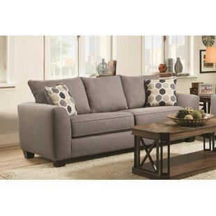Cadia Contemporary Queen Sleeper Standard Sofa by Latitude Run