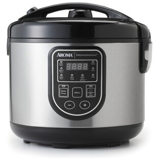 16-Cup Professional Digital Rice Cooker/Slow Cooker /Food Steamer