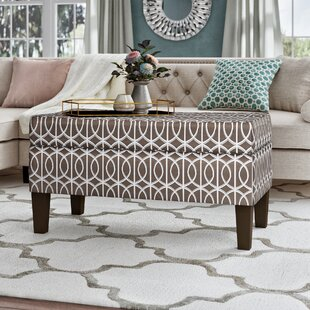 Alandra Upholstered Storage Bench