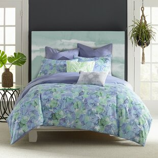 Braelyn Sea of Glass Duvet Cover