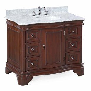 Save Kitchen Bath Collection Katherine 42 Single Bathroom Vanity Set