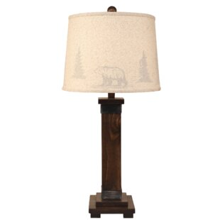 Natalie Mission 32 Table Lamp