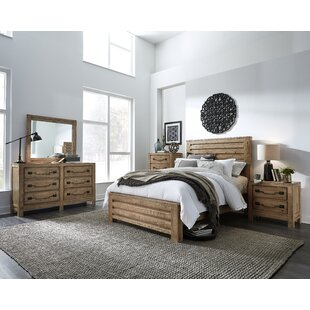 Chaffin Panel Configurable Bedroom Set by Gracie Oaks
