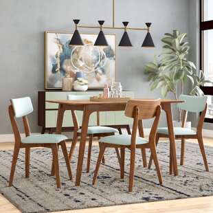 George Oliver Andrew 5 Piece Dining Set