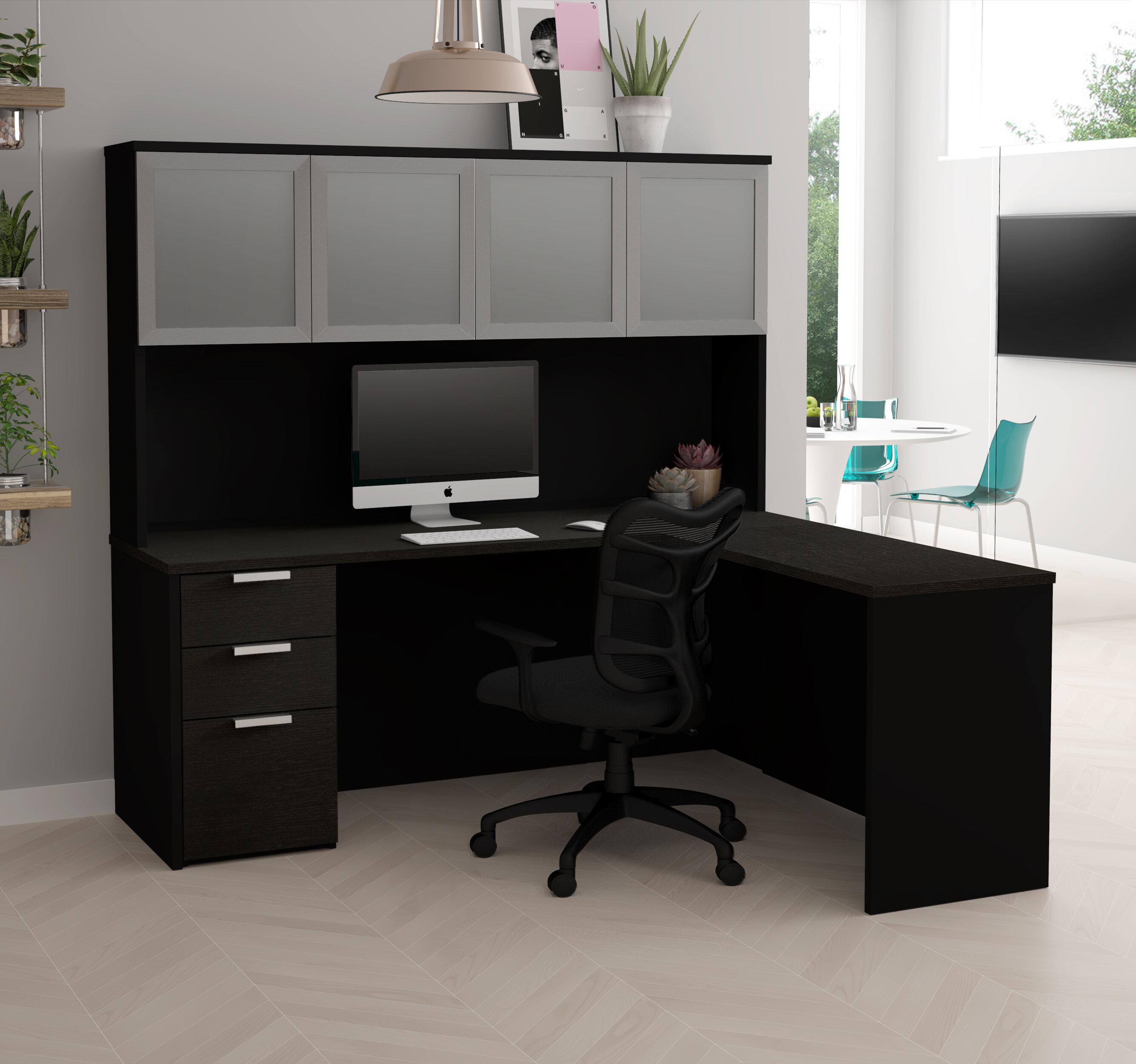 Hutch Large Desks You Ll Love In 2020 Wayfair