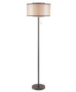 Deals Taneytown 64.5 Floor Lamp By Latitude Run