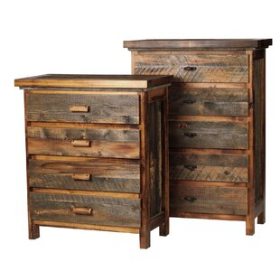 Price Check Jaramillo™ 5 Drawer Standard Chest by Loon Peak