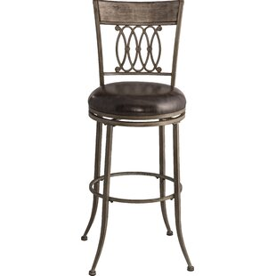 Price comparison Coppinger 26 Swivel Bar Stool by Red Barrel Studio Reviews (2019) & Buyer's Guide