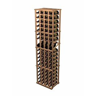 Designer Series 76 Bottle Floor Wine Rack