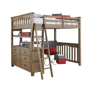 Bedlington Loft Bed by Greyleigh