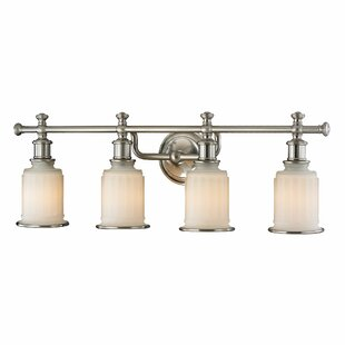 Affordable Price Acadia 4-Light Vanity Light By Elk Lighting
