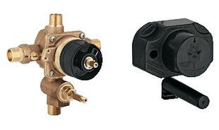 Grohsafe Pressure Balance Rough-In Valve by Grohe