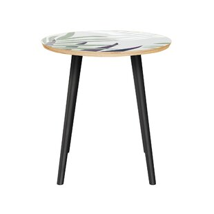 Isabeau End Table by Brayden Studio