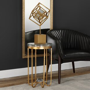 Suzie End Table by Everly Quinn