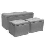 Krokowski Upholstered Storage Bench