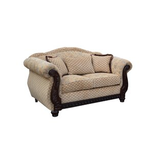 New England Loveseat by Gardena Sofa