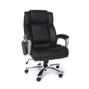 OFM ORO Leather Executive Chair