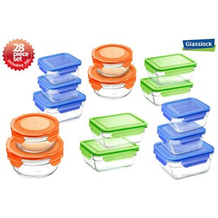 14 Container Food Storage Set