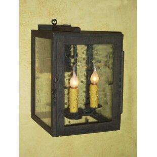 Archambault 3-Light Outdoor Wall Lantern ..