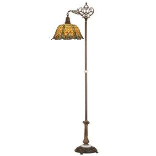 Great Price 69.5 Task Floor Lamp By Meyda Tiffany
