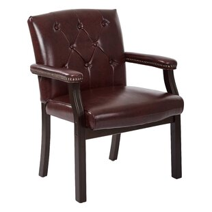 Buying Traditional Guest Chair with Padded Arms by Office Star Products Reviews (2019) & Buyer's Guide