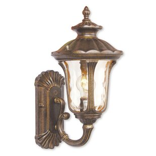 Gurnee 1-Light Outdoor Sconce