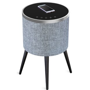 Best Reviews Sound Home Audio Speaker End Table by Soundstream