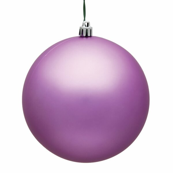 purple christmas ornaments youll love wayfair - Purple And Lime Green Christmas Decorations