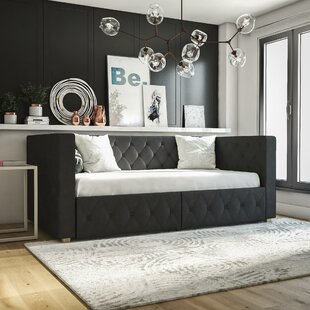 Charlotte Daybed With Storage by CosmoLiving by Cosmopolitan Best Design