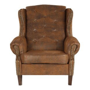 Creeksville Wingback Chair By ClassicLiving
