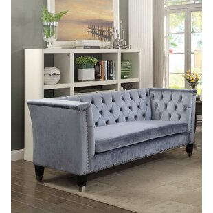 Gessner Loveseat by Everly Quinn Modern