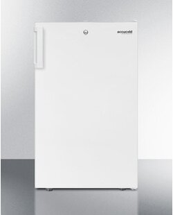 Accucold 19.25-inch 4.1 cu.ft. Compact Refrigerator with Lock by Summit Appliance