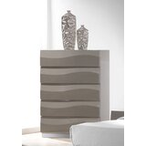 Clayfield 5 Drawer Chest by Wade Logan