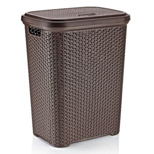 Affordable Rattan Style Laundry Hamper ByWee's Beyond