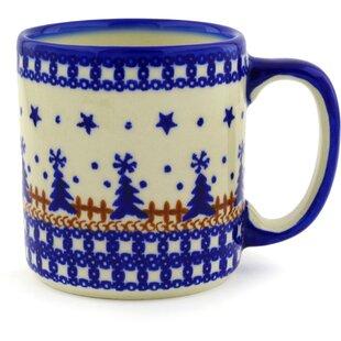 Winter Snow Coffee Mug